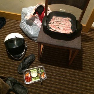 Cooking in Your Motel Room