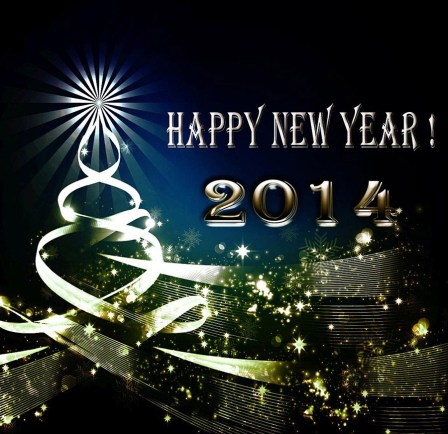 Happy New Year 2014 (photo by efi)