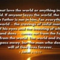 God's Ways vs. World's Ways