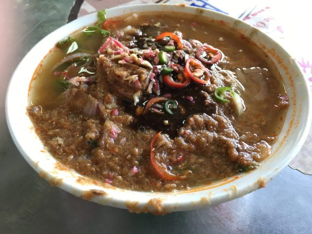 Best Asam Laksa in Penang | Penang Food Guide | Food For Thought