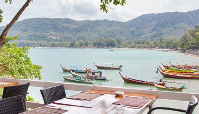 Boats | Kamala Beach Estate Hotel | Food For Thought