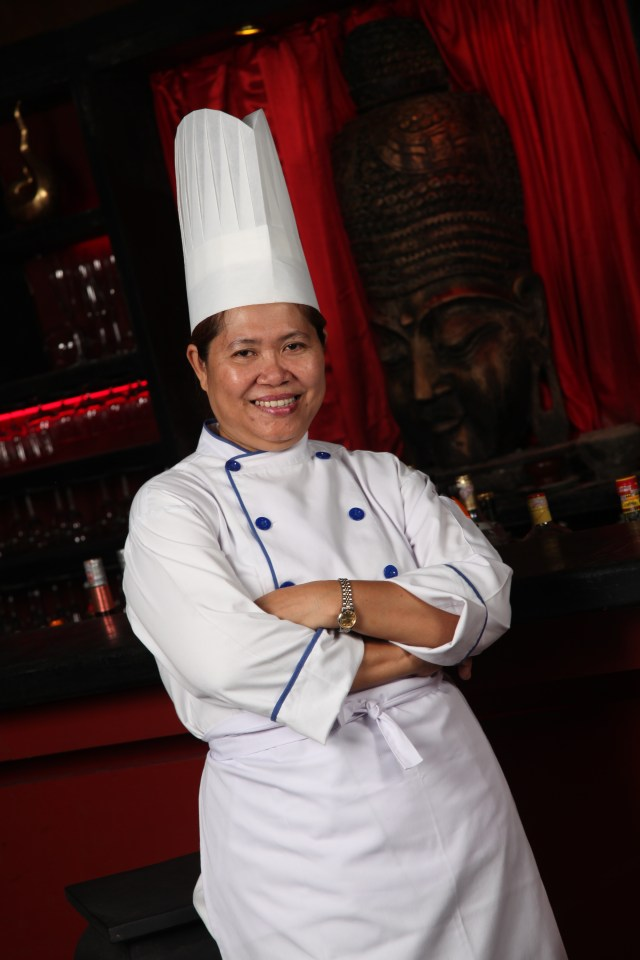 Chef Somkhuan | Tamarind Springs | Food For Thought