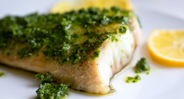 Fish Chermoula | Food For Thought | Image courtesy of NYT Cooking