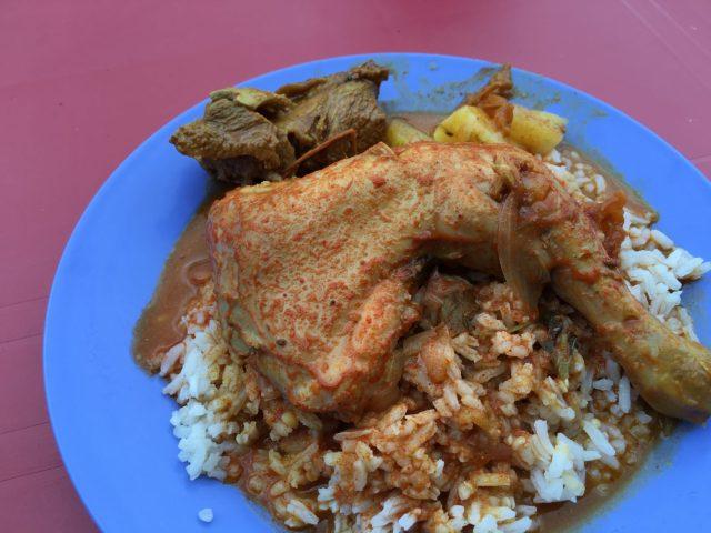 Best Nasi Dalca in Penang | Penang Food Guide | Food For Thought