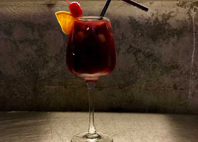 Sangria Tinto | Patio | Food For Thought