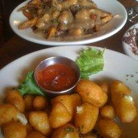 Hawthorne Hophouse~Deep Fried Cheese Curds