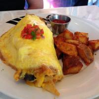 "The ""Hangover Omelette"" ~ Serendipity 3"