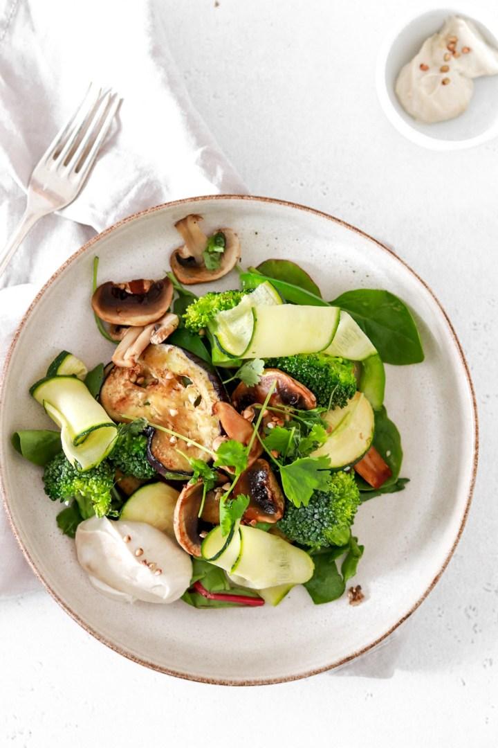 Half Baked Salad (Vegan, Paleo & Gluten Free)