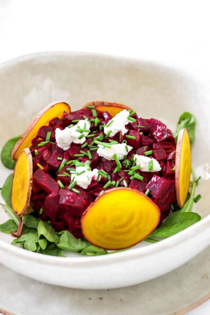 Beetroot Tartare  (Low Carb)