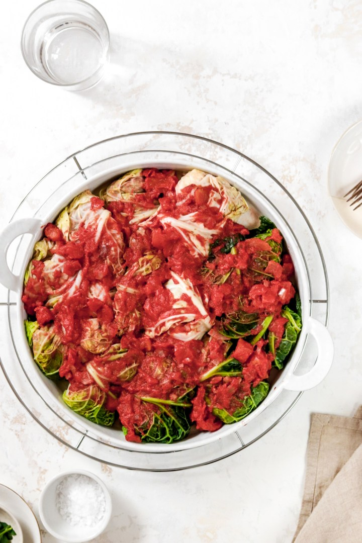 Stuffed Cabbage Rolls (Gluten & Grain Free, Low Carb, Paleo)