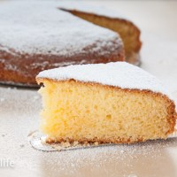 Traditional Recipe: Torta Paradiso (Heaven Cake)