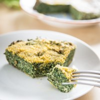 Traditional Recipe: Easy Spinach Flan