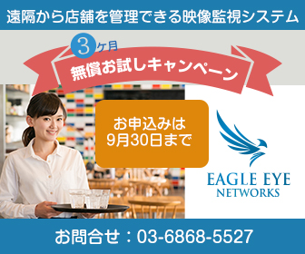 Eagle Eye Cloud VMS