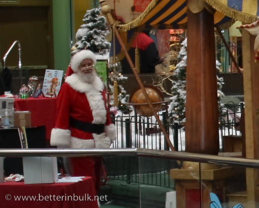 Santa Really IS Watching…..a Give Me Your Best Shot