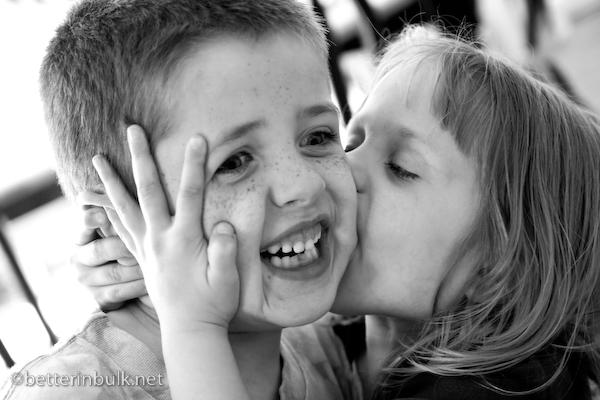 Kissing Big Brother