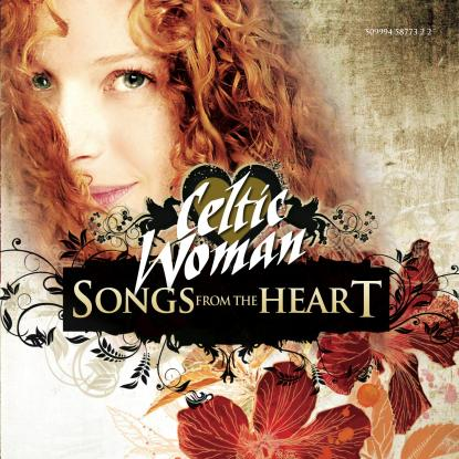 celtic woman Songs from the Heart CD