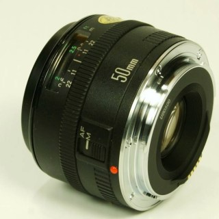 Canon 50mm metal mount