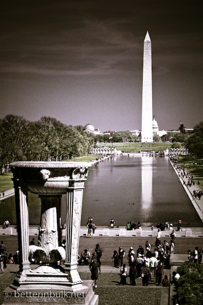Washington DC, Greek Mythology, and Percy Jackson
