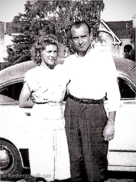 Grandma and Grandpa - The Early Years