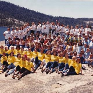 girls camp 1986