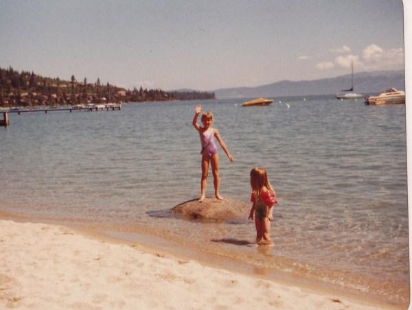 Lake Tahoe - 1982