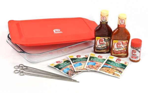 Lawry's What's Your Flavor kit