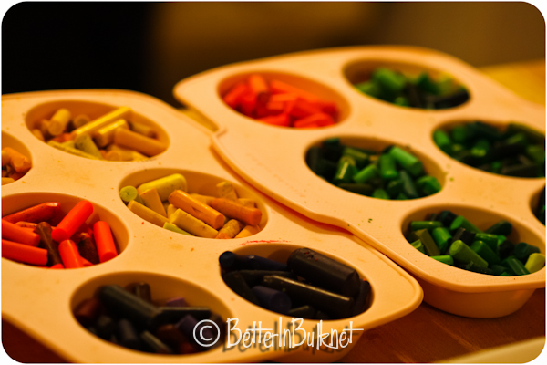 How to melt old crayons and create new crayons a fun DIY project for kids