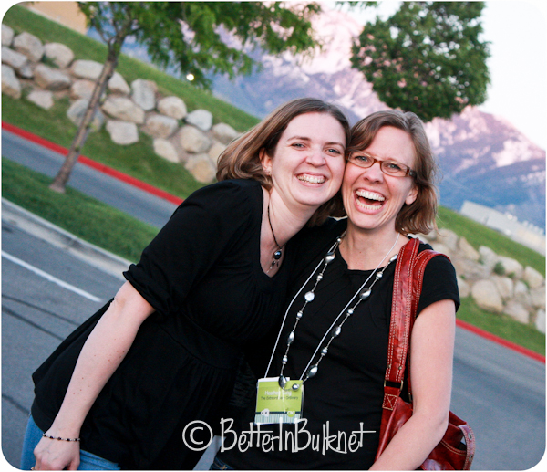 Lolli and Heather of the EO