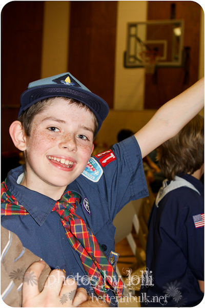 Winning the Pinewood derby