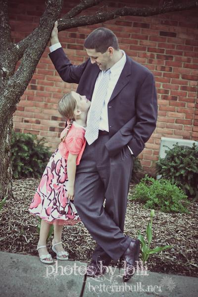 Reese baptism