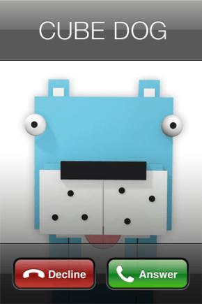 cube dog