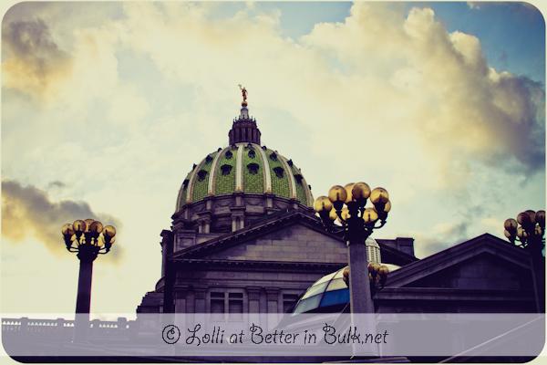 Harrisburg Pennsylvania Capital