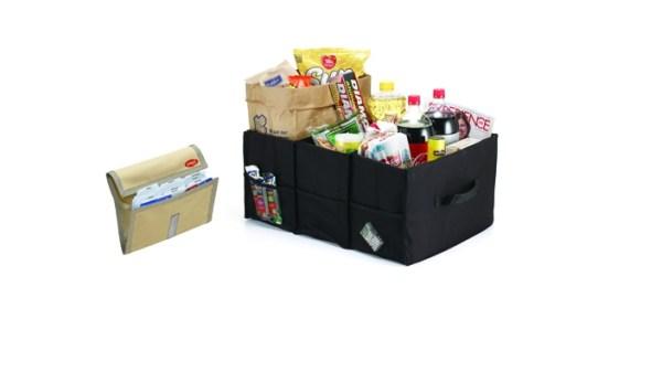 cargo tote trunk organizer
