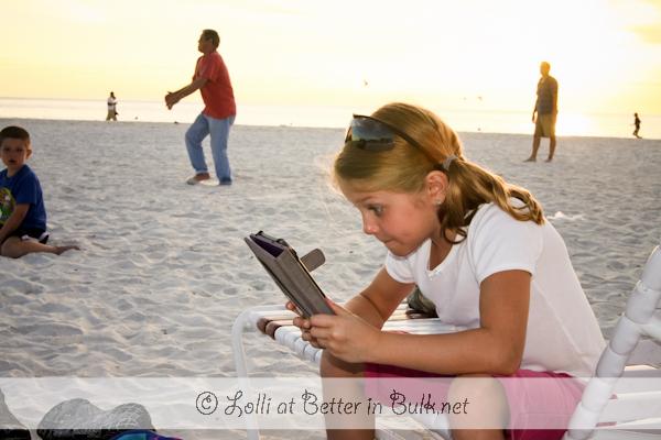 Christmas on the beach in Florida