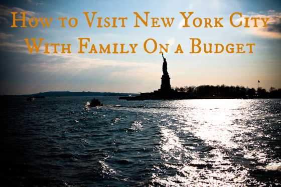statue of liberty, How to Visit New York City With Family On a Budget