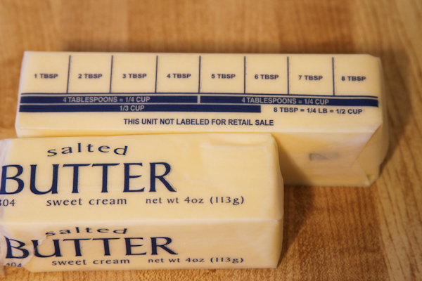 2/3 cup butter