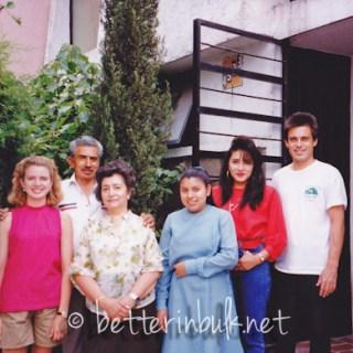 Mexico Study abroad 1993