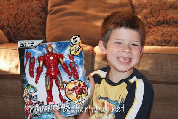 Avengers birthday