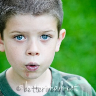 How to Capture a Good Picture of Your Kids – #PSF Give Me Your Best Shot