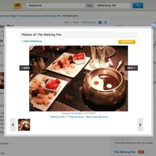 melting pot yp app photo