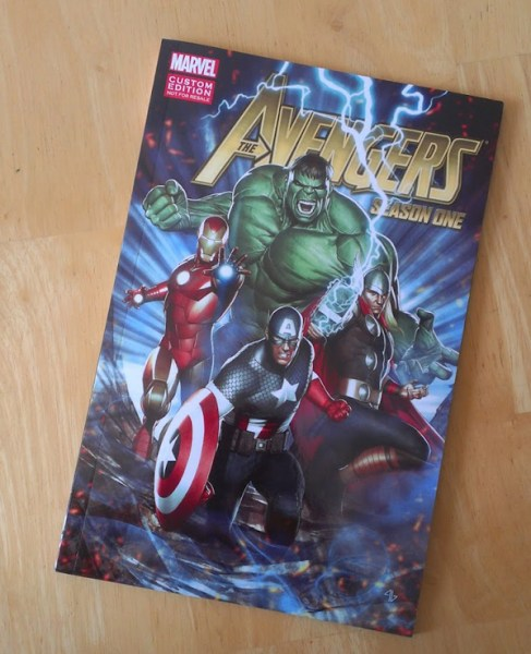 Avengers-graphic-novel