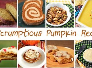 24 Scrumptious Pumpkin Recipes for Fall Baking