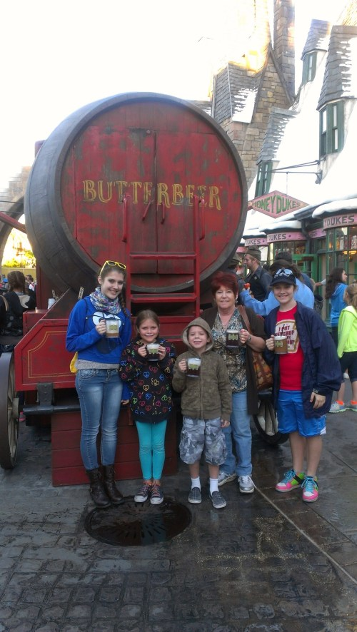 Wizarding World of Harry Potter at Universal Studios Islands of Adventure