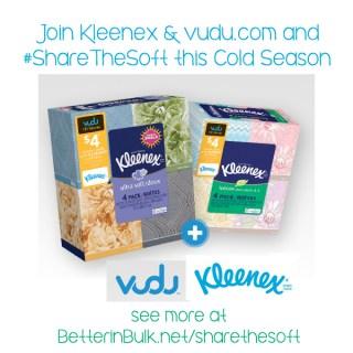Kleenex Share the soft