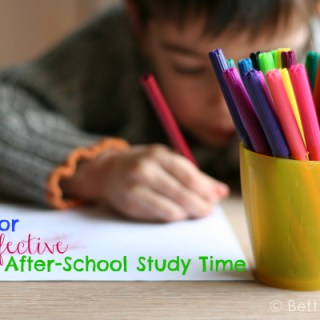 Tips for Effective Study Time