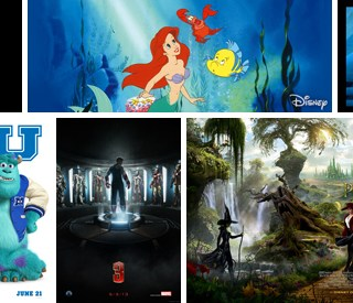 2013 Walt Disney Studios Motion Pictures Movie Schedule
