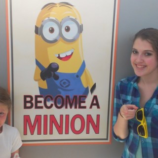 Become a Minion – The New Despicable Me Ride at Universal Studios #WW