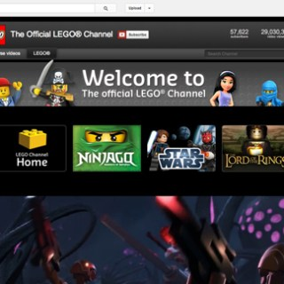 Keep Kids Entertained With the #LEGOChannel