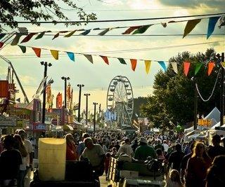 The County Agricultural Fair