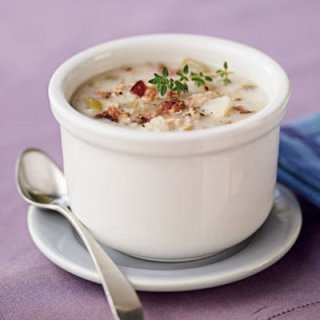 The Weather Outside is Frightful (Soup's On!)